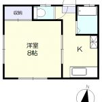 1階角部屋(間取)