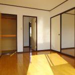 2階5.4帖洋室(内装)