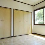 洋室6帖の収納(内装)