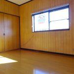 2階の洋室6帖(内装)