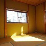 2階の和室6帖(内装)