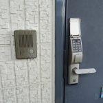 玄関デジタルキー