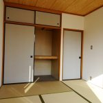 和室の収納(内装)