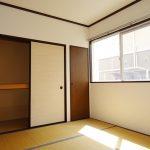 南側の和室6帖(内装)