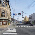 旧観慶丸の向かい