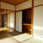 和室6帖の収納(内装)