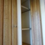 洗面所の収納スペース