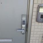 玄関ドア デジタルキー