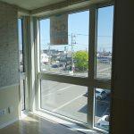 LDKに大きな窓(内装)