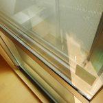 断熱性の高いペアガラス(内装)