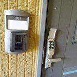 玄関デジタルキー TVドアホン