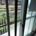 内窓サッシ、断熱性、防音性が高く、結露しにくいです。