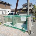 敷地内専用ゴミ置き場(周辺)