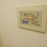 室内で水抜き栓がしめれる、電動水抜き栓