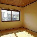 和室6帖、畳は入居前に張り替えます。(内装)