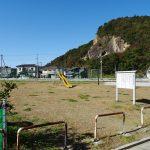 隣地には公園があります
