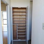 大容量の玄関収納(玄関)