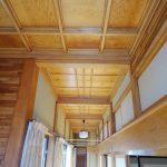 縁側の天井(内装)