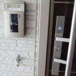 玄関カードキー