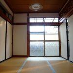 1階の和室6帖(内装)