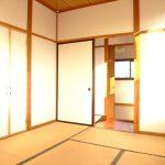 2階の和室6帖日当たり良いお部屋(内装)